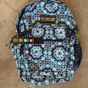 NWT full size JanSport  laptop backpack